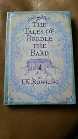 JK Rowling, The Tales of Beedle the Bard
