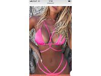 New Pink Bikini