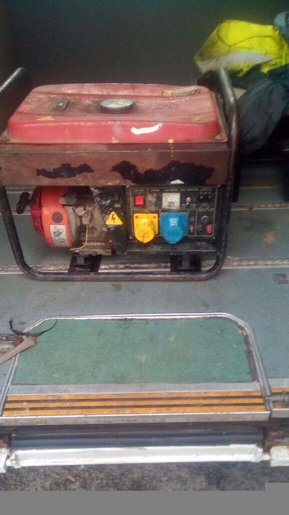 Generator 2.6 kva