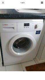 Bosch 6KG Washing Machine (2Years Old)