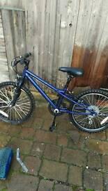 Child's Apollo mountain bike