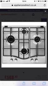 Brand new Hotpoint Gas Hob