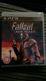 Ps3 fallout game