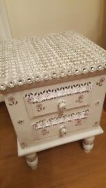 Small ornamental chest of drawers
