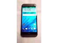 HTC ONE M8 16GB UNLOCKED WITH RECEIPT