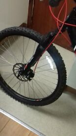 Mens mountin bike 21 gears disk brakes