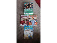 Scrubs seasons 1 - 7 DVDs