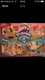 Girls jigsaw