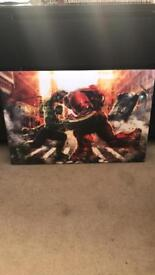 Marvel Canvases