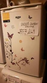 🍒Under counter fridge 🍓free local delivery 🍉