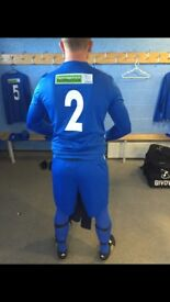Men's Nike Blue Football shirts