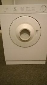 SMALL INDESIT 3KG TUMBLE dryer