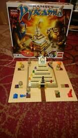 Lego ramses pyramid board game