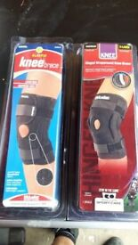 Extra large knee braces, 2 units