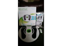 Revitive Advanced Circulation Booster As New
