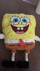 Spongebob toy like new