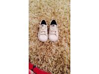 Adidas nizza lo infant size 8