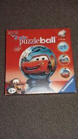 Cars Junior Puzzleball
