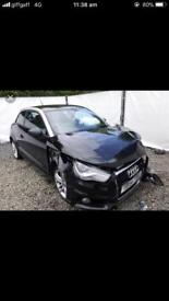 Audi a1 breaking + sport s line parts available most parts 3 door breaking boot interior lights