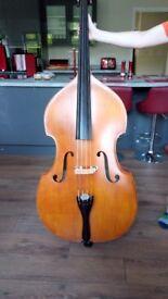 Park 3/4 size double bass