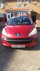 Peugeot 207 1.4 4/5dr for only £799