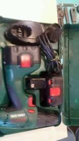 Bosch drill.