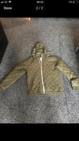 Khaki colour jacket