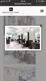 Hairdresser Chair Rental £55 a day