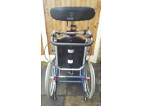 excel g7 transit wheelchair for sale