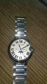 Bling Cartier watch