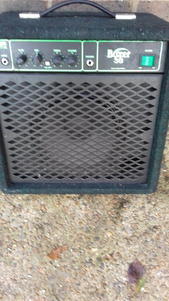 For Sale-Trace Elliot Boxer 30 bass combo
