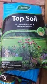 quality top soil 20l