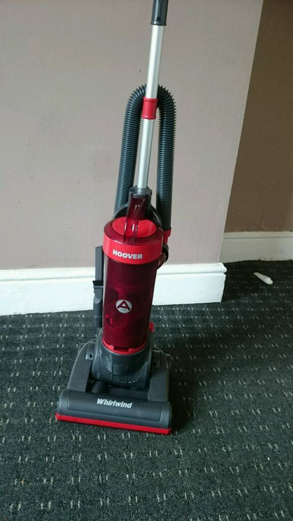 Hoover Whirlwind bagless