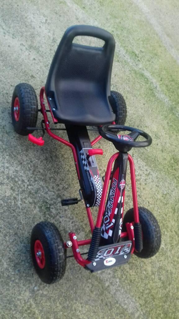 Go Kart and Hog