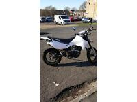 lexmoto adrenaline. a new bike for secondhand price .£1200.00