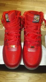£50 QUICK SALE!!! New Air Force 1 CMFT LUX - Red - Size 9 EU 44