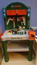 Bosch tool stand