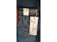 Brand New Ladies Jeans size 10 with tags