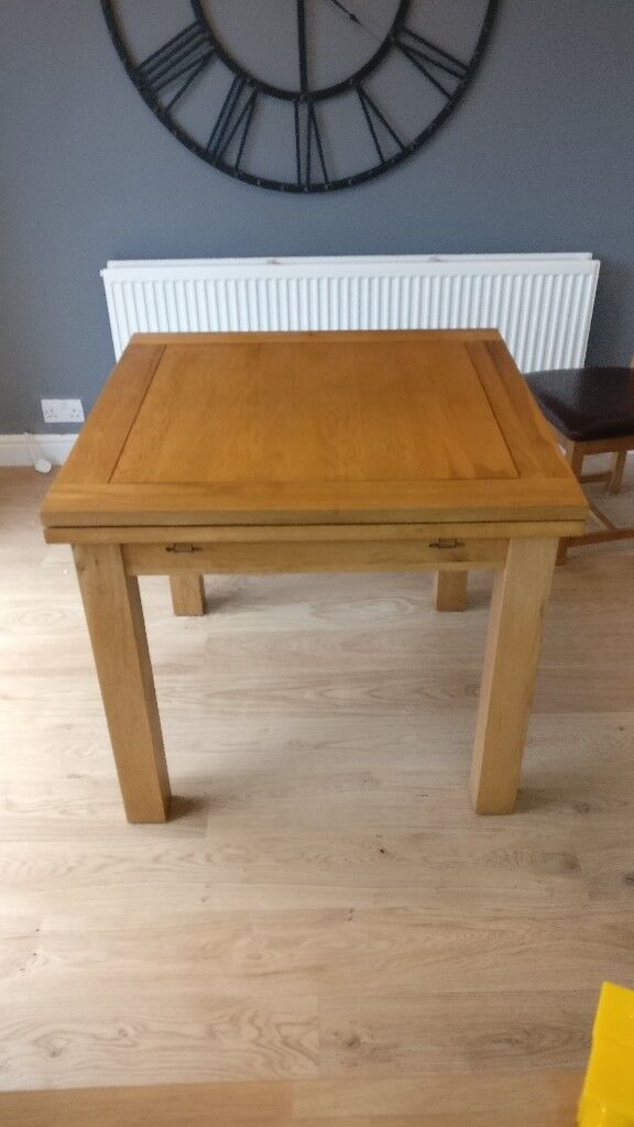 Solid Wood Dining Table Chairs