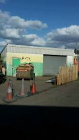 Car Garage/Commercial Unit To Let