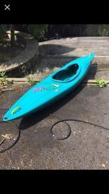 pyranha kayak magic