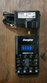 Energizer Nimh battery charger AA.AAA, Model: CH1HR3