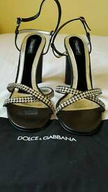 Dolce and Gabbana genuine brand new shoes