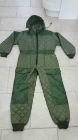 Trakker all in one carp fishing suit size xxl