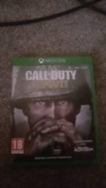 Call of Duty WW2 XONE