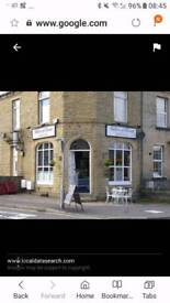 Town centre Sandwich shop