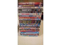 21 stand up dvds