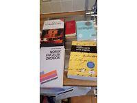 Norwegian language books & dvd