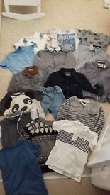 boys age 4 and 4-5 clothes bundle