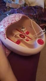 Hello Kitty Foot Spa